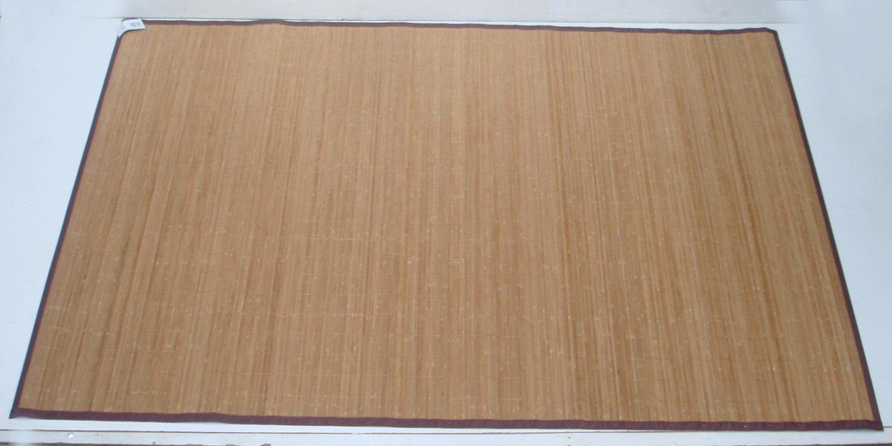 bn floor mat bathroom wood mats mocha non ebay natural door s home rectangle rug skid bamboo b decor