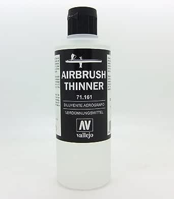Vallejo 71161 Airbrush Thinner 200 ml