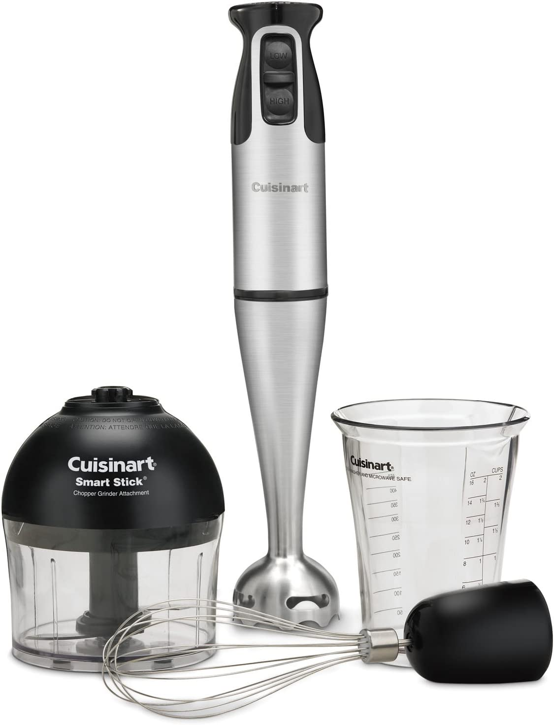 Cuisinart CSB-79 Smart Stick 2 Speed Hand Blender for hummus