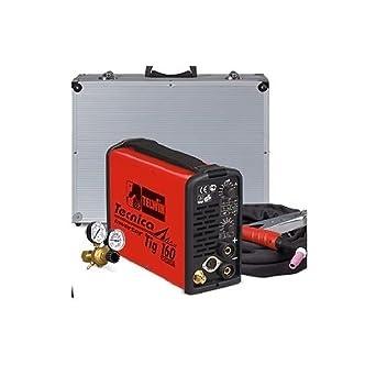 Telwin Advance 187 MV/PFC - Soldadora electrodos MMA inverter ...