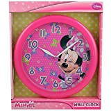 Minnie Mouse Bow-tique Wall Clock
