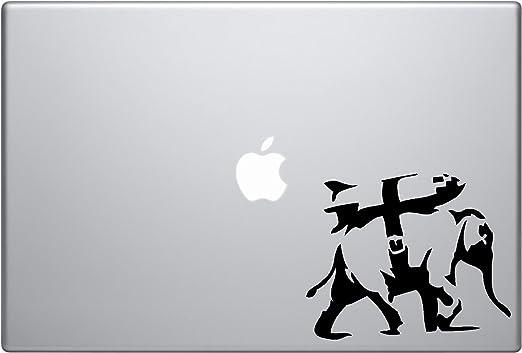 Amazon.com: Banksy Bomb de elefante vinilo calcomanía de ...