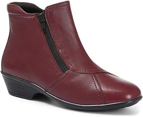 Pavers Womens Ankle Boots Wider Fit