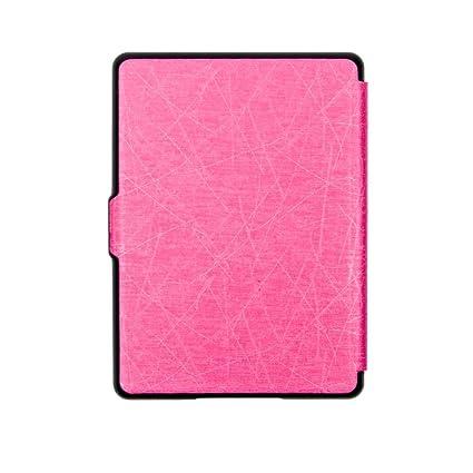 Kindle Paperwhite Oracle - Funda de piel con función atril para ...