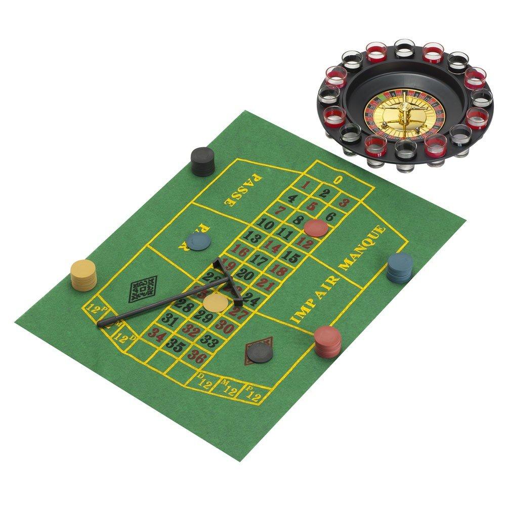 LE STUDIODrink Game Roulette by LE STUDIO