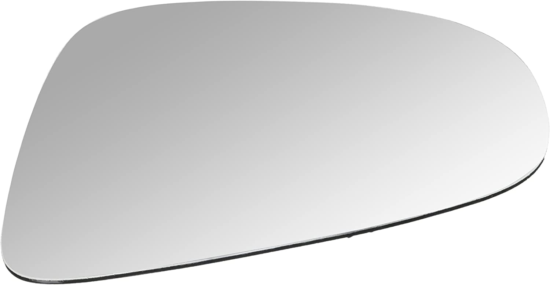 Equal Quality RS02545 Piastra Vetro Specchio Retrovisore Sinistro