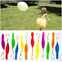 Punch Balloons Party Favors For Kids (24 Pack) - Best For Birthday Gift Bags, Kids Games And Party Games - Extra Large, Eco Friendly Natural Latex Punch Balls - For Boys And Girls