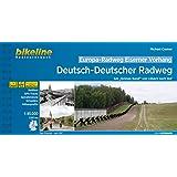 Europa-Radweg Eiserner Vorhang Deutsch-Deutscher Radweg: Am Grünen Band - von Lübeck nach Hof 1:85.000, wetterfest/reißfest, Spiralbindung (Bikeline Radtourenbücher)