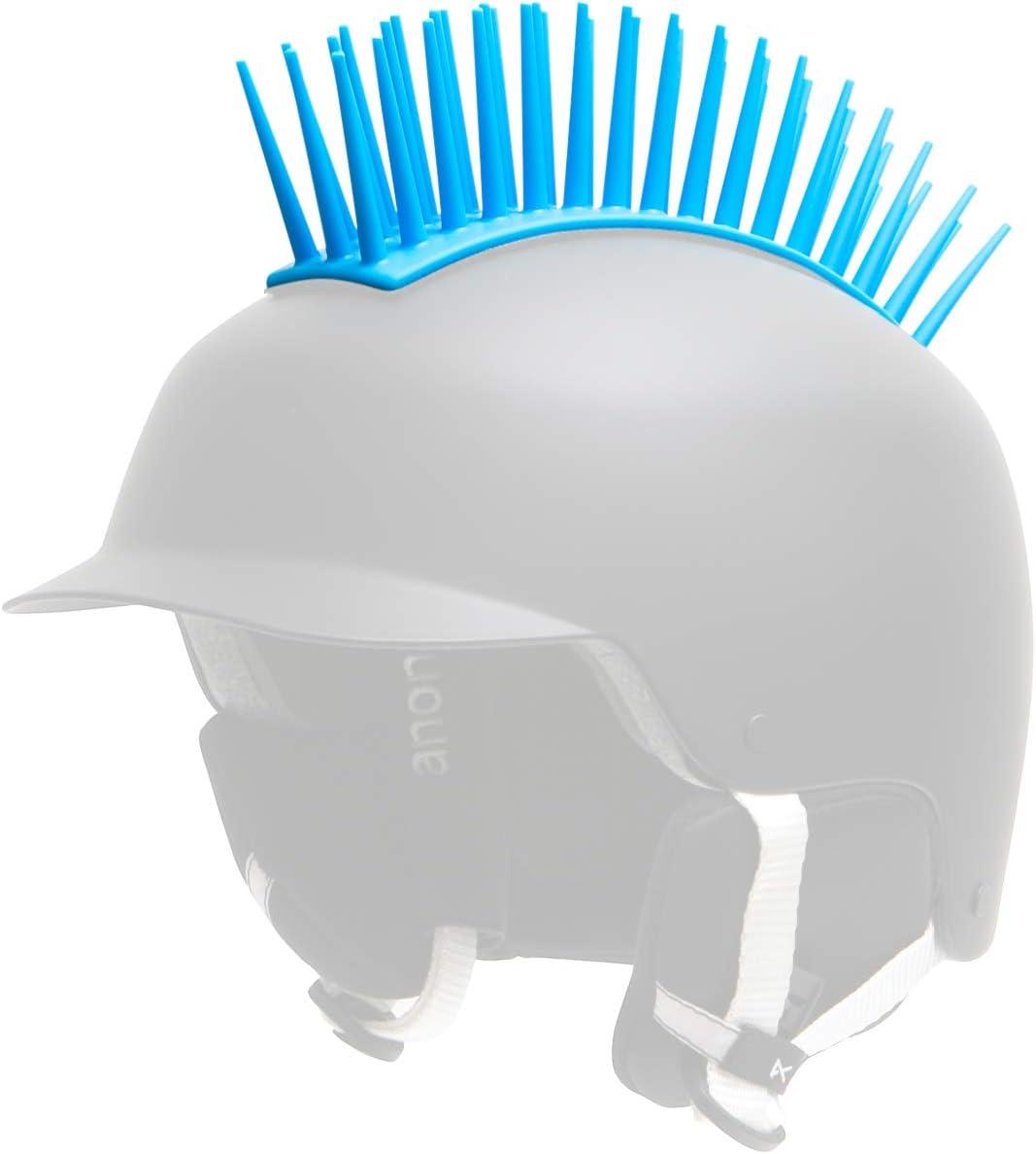 Blue Mohawk (Helmet not Included)