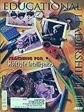 img - for Educational Leadership, v. 55, no. 1, September 1997 - Teaching for Multiple Intelligences book / textbook / text book
