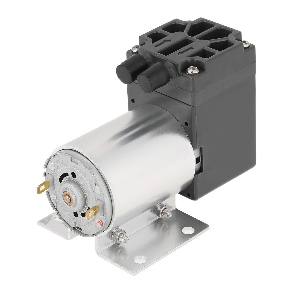DC 12V 5L/min 120kpa Mini Negative Pressure Suction Pumping Vacuum Pump with Holder