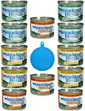 Natural Balance LID Grain Free Dog Food in 3 Flavors – Chicken & Sweet Potato, Duck & Potato, and Sweet Potato & Fish – 12 Cans Total (6 Oz Each) Plus Cat/Dog Food Silicone Can Cover - 13 Total Items
