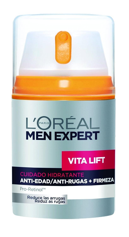 L Oreal Paris Men Expert Hidratante Diario Anti Edad Integral Vita Lift