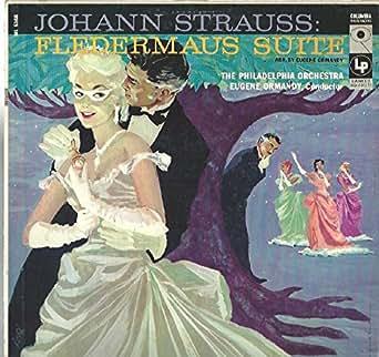 Eugene Ormandy Eugene Ormandy Strauss Fledermaus Suite