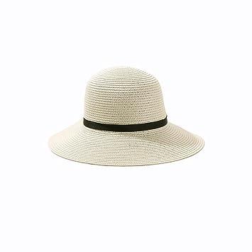 YXINY Viseras LY-173 Transpirable Y Cómodo Sombrero del Verano De Las  Mujeres Sombrero De 6d87f74f3e2