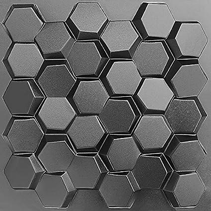 Amazon.com: Molds for for Gypsum or Concrete Tile Panels\