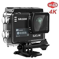 SJCAM SJ6 Legend 4K Action Camera Wifi Waterproof 16MP Ultra HD Underwater Video Camera GYRO Stabilization Sports Camcorder