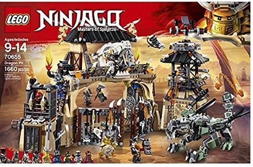LEGO 2018 NEW NINJAGO The Dragon Pit 70655