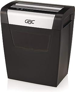 GBC ShredMaster Home Office Shredder, PX10-06, Super Cross-Cut, 10 Sheets (1757405)