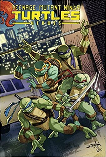 Teenage Mutant Ninja Turtles Heroes Collection: Brian Lynch ...