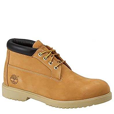 034363095c12ad Timberland Men Mustard Yellow Leather Waterproof Hiking Boots: Buy Online  at Low Prices in India - Amazon.in