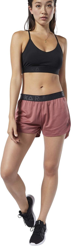 Mujer Reebok Wor Easy Short Pantal/ón Corto