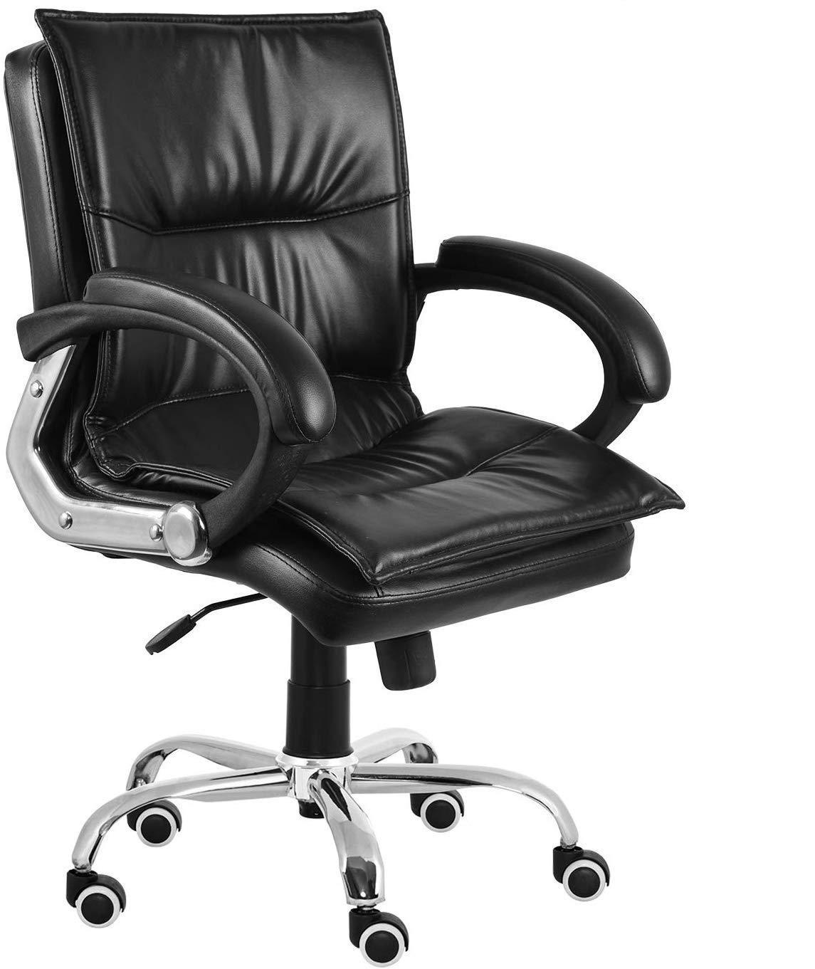 Da URBAN® Miller Medium Back revolving Office Chair
