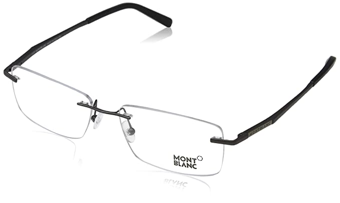 0fd46771cd4 Image Unavailable. Image not available for. Color  Eyeglasses Montblanc ...
