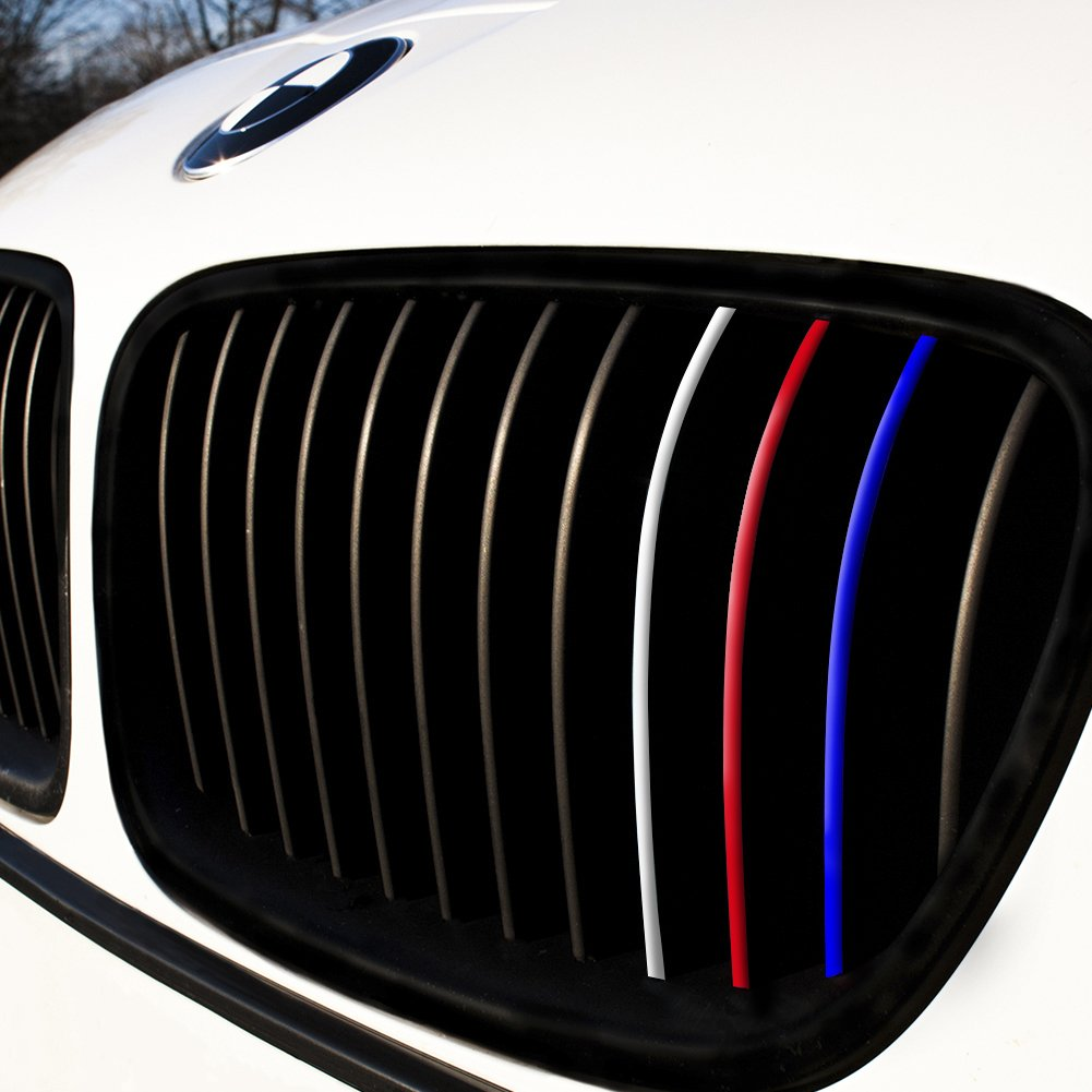 Stickers Bmw Kamos Sticker - Bmw grille stripe decals