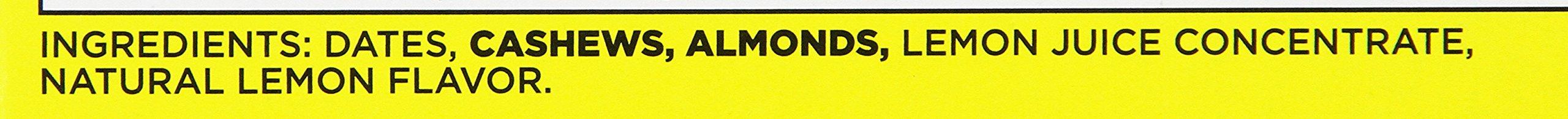 Larabar Gluten Free Bar, Lemon Bar, 1.8 oz Bars (16 Count) by LÄRABAR (Image #3)