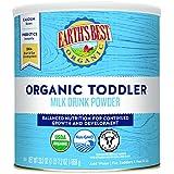 Earth's Best Organic Toddler Milk Drink Powder, Natural Vanilla, 23.2 Ounce