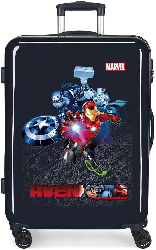 Maleta Mediana Avengers Armour Up Rígida 68cm