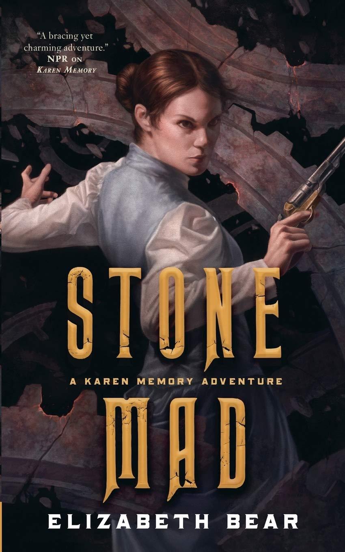 Stone Mad: BEAR, ELIZABETH: 9781250163837: Amazon.com: Books