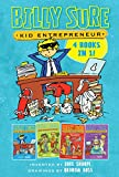 img - for Billy Sure Kid Entrepreneur 4 Books in 1!: Billy Sure Kid Entrepreneur; Billy Sure Kid Entrepreneur and the Stink Spectacular; Billy Sure Kid ... Billy Sure Kid Entrepreneur and the Best Test book / textbook / text book