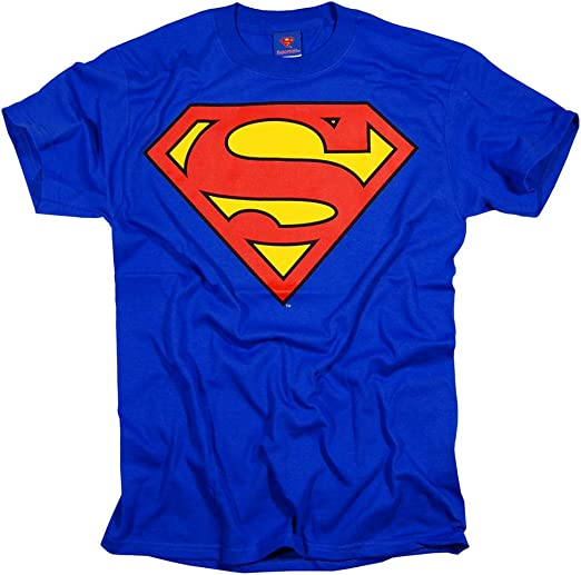 """Small XL Superman /""""Classic Logo/"""" Infant One Piece"""