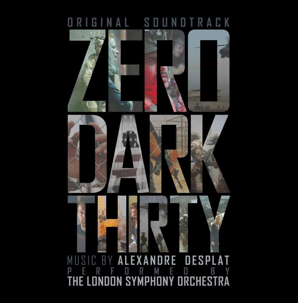 Zero Dark Thirty - Alexandre Desplat, The London Symphony Orchestra:  Amazon.de: Musik-CDs & Vinyl