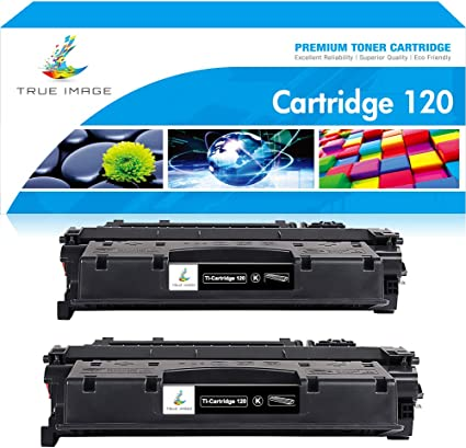 AM-Ink 10-Pack Compatible 120 CRG-120 2617B001AA Toner Cartridge Replacement for Canon ImageCLASS D1100 D1120 D1320 D1350 D1150 D1180 D1170 D1370 MF6680DN Printer Black