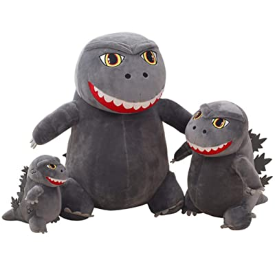 Ani·Lnc Dinosaur Model Action Figures Toy, Godzilla Movie Monster Series Collectible Plush Toy for Car Decoration Home Deco Collection Toy Gift 20inch: Toys & Games
