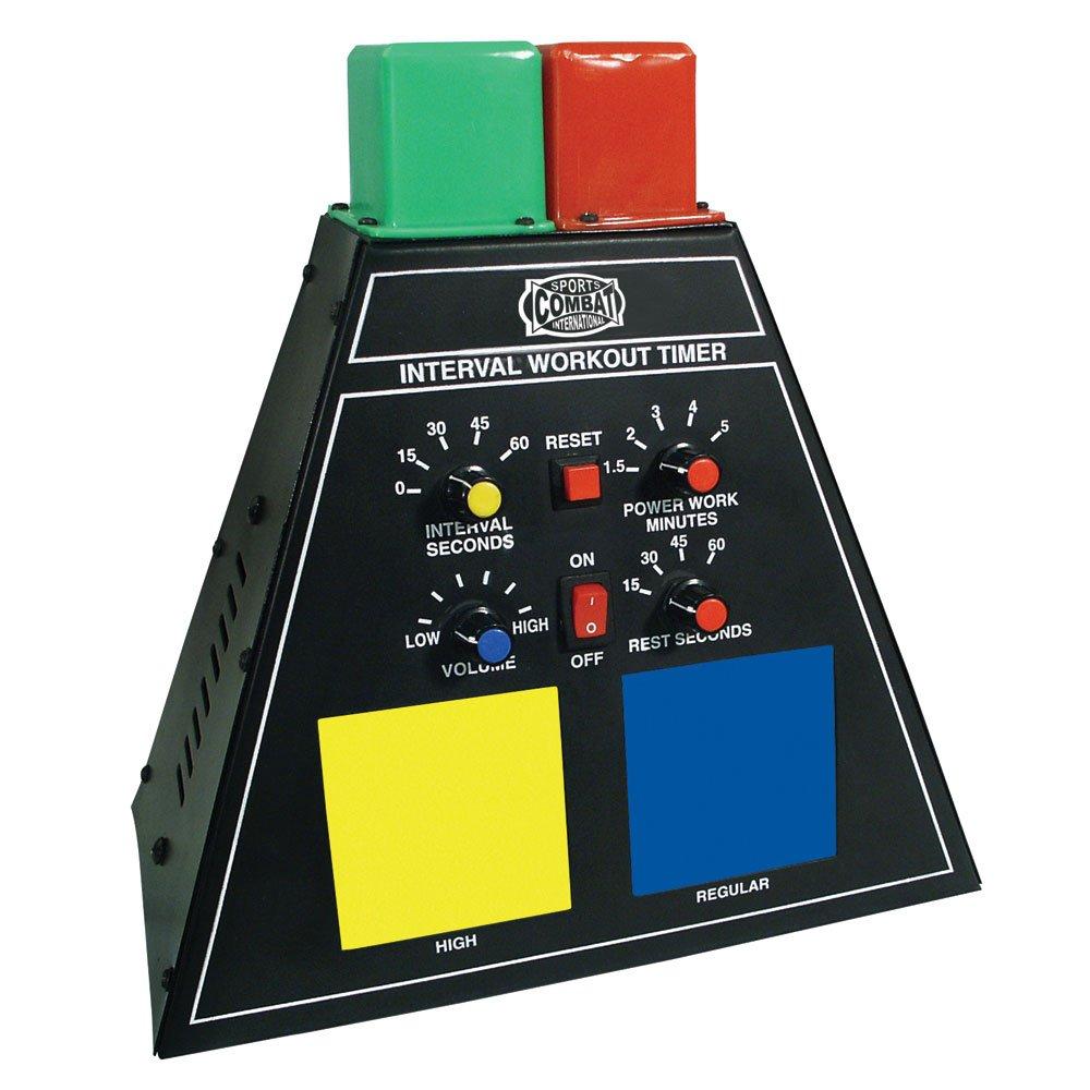Combat Sports Pyramid Interval Timer