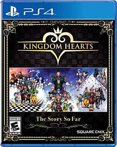 Amazon.com: Kingdom Hearts The Story So Far - PlayStation 4 ...
