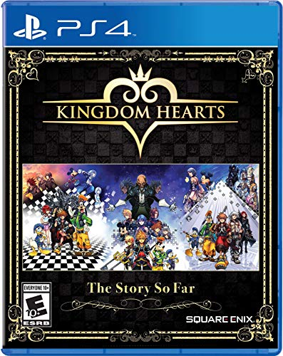 Kingdom Hearts The Story So Far - PlayStation 4 (Kingdom Hearts 1 Ps2)