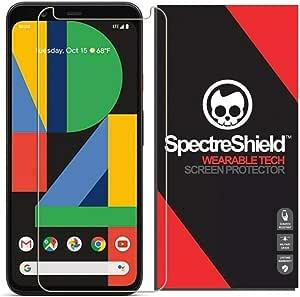 Google Pixel 4 XL Screen Protector, Anti-Scratch Anti-Fingerprint No-Bubble, Spectre Shield USA