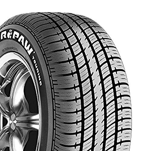 Uniroyal Tiger Paw GTZ Radial Tire - 245/45R20 99W