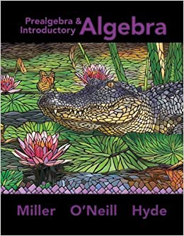Book Student Solutions Manual for Prealgebra and Introductory Algebra 1st edition by Miller, Julie, O'Neill, Molly, Hyde, Nancy (2012)