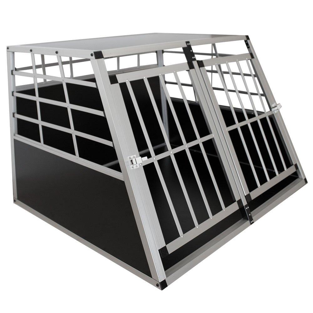 Aluminium Hundetransportbox in 3 Größen Image