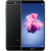 Huawei P Smart (Dual SIM) 32GB Android 8.0 UK version SIM-Free Smartphone - Black