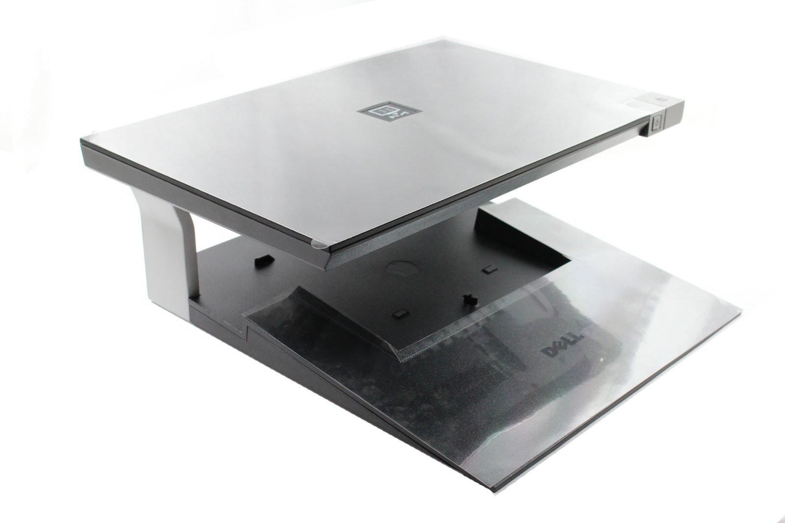 Dell E-CRT CRT Monitor Stand Latitude E4200, E4300, E5400, E5500, E6400 / 6400ATG, E6500 E-Family Laptops and Precision M2400, M4400, M6400 Mobile WorkStations Part Numbers: 0J858C, J858C, 330-0875, W005C, PW395, 0PW395, 330-0878 by Dell
