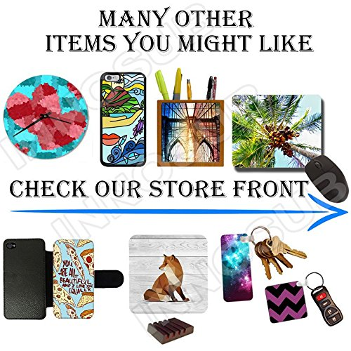Fashion Beautiful Deer Pattern Custom iPhone SE Flip Wallet Case,Bundle 3in1 Comes with Screen Protector/Universal Stylus Pen by innosub - XCCRDHEF010280