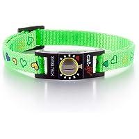 cat-life Halsband für Katzen Sicherheitshalsband Katzenhalsband mit Sicherheitsverschluss individuell einstellbar