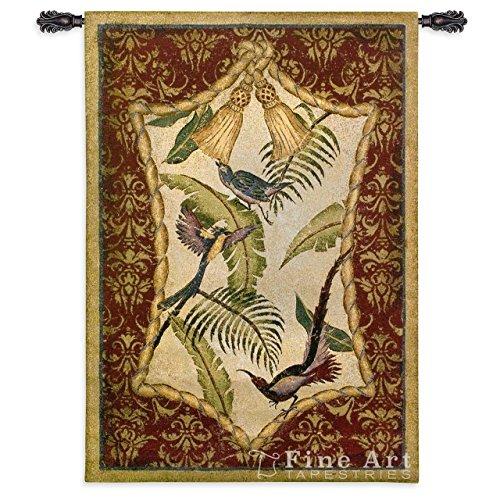Aviary I Wall (Fine Art Tapestries Aviary)
